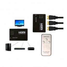 HDMI SWITCH 3x1 SY-301 3port