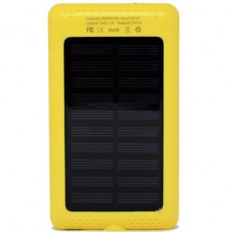 Power Bank Solar P6-20000mAh