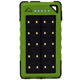 Power Bank Solar P12-20000mAh