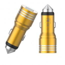 АЗУ 2 USB Металл YZS-01
