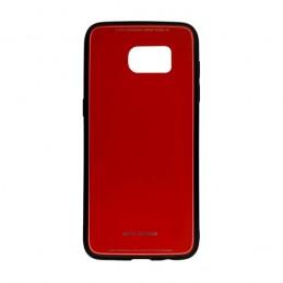 Чехол GLASS CASE OR - Samsung