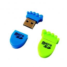 Кардридер microSD модель № 1
