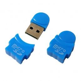 Кардридер microSD модель № 3