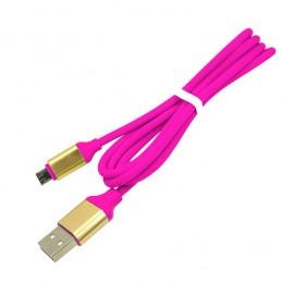 USB кабель Цветной 1m Micro...