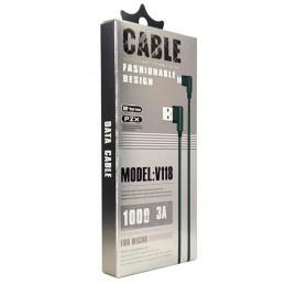 USB кабель PZX V118 3A Micro