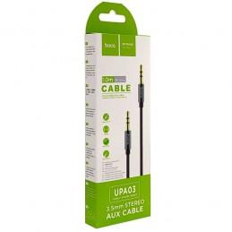 AUX кабель HOCO UPA03 1000mm