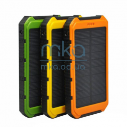Power Bank Solar 8000mAh