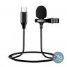 Петличный микрофон JBC-051/HSX-M02 Type-C