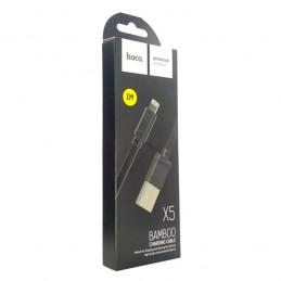 USB кабель HOCO X5 iPhone