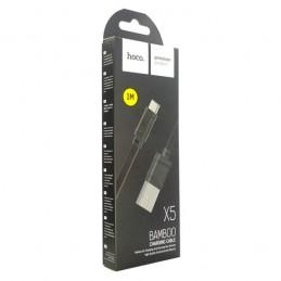 USB кабель HOCO X5 Type-C