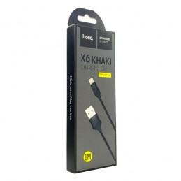USB кабель HOCO X6 iPhone