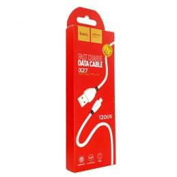 USB кабель HOCO X27 Micro 1.2m