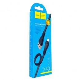 USB кабель HOCO X40 iPhone