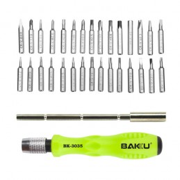 Набор отверток BAKU BK-3035
