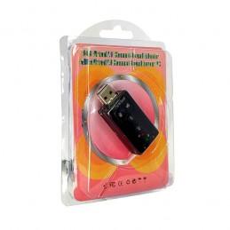 Звуковая карта USB S-01