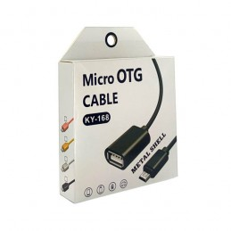 OTG кабель KIN KY-168 USB...