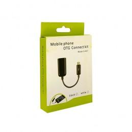 OTG кабель K-08/K-07 USB на...
