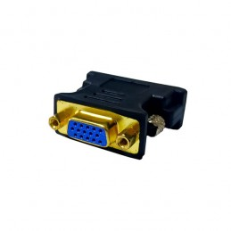 Переходник DVI VGA (в пакете)