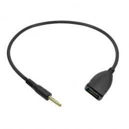 OTG кабель для iPod-3.5mm