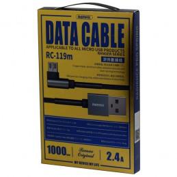 USB кабель Remax RC-119 OR...
