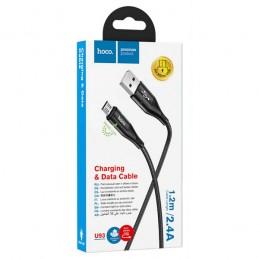USB кабель HOCO U93 Micro 1.2m