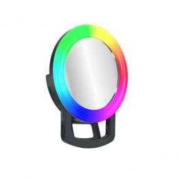 Селфи-кольцо RGB LED