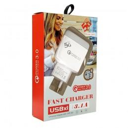 СЗУ 5G Q001 Fast-3.0 USBx1...