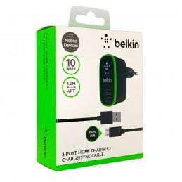 СЗУ Belkin 2USB Micro