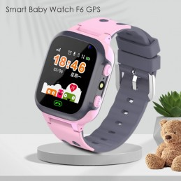 Smart Baby Watch F6 GPS