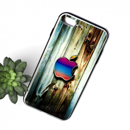 Чехол GLASS PRINT - iPhone
