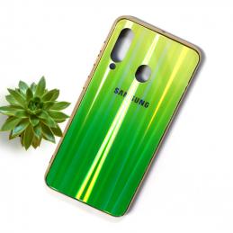 Чехол GLASS CRYSTAL - Samsung
