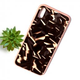 Чехол GLASS МОЗАЙКА - iPhone