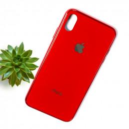 Чехол GLASS CASE OR - iPhone