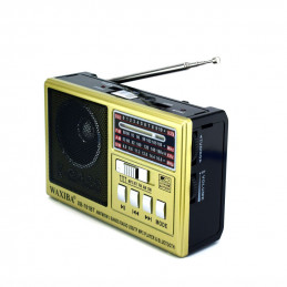 Радиоприемник WAXIBA XB-701BT