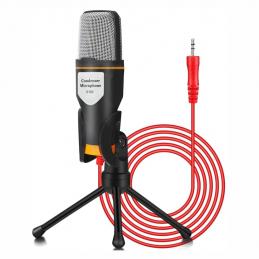 Микрофон со штативом SF-666