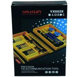 Набор отверток YAXUN YX-6028