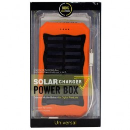 Power Bank Solar P2-12000mAh